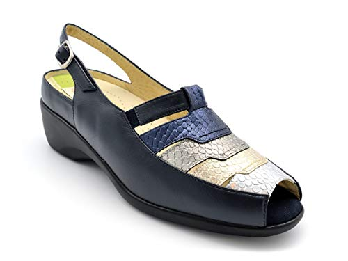 Sandale Pour Sabot Type silvio M Bleu 58 Modèles eCrBEQWxod