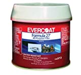 Fibre Glass Evercoat 100572 Formula 27 - 1/2 Pint Can