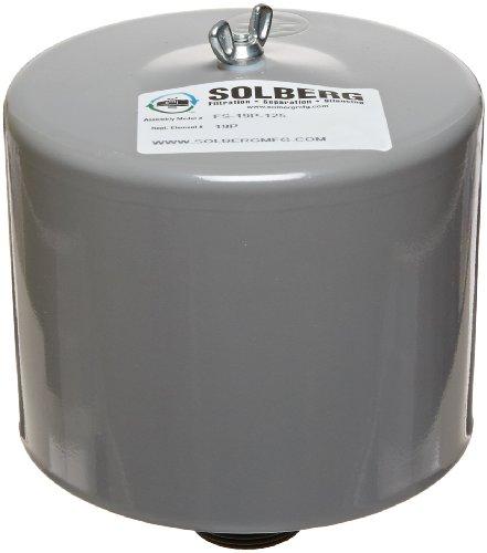 Solberg FS-19P-125 Inlet Compressor Air  Filter Silencer, 1-1/4