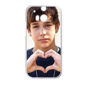 austin mahone Phone Case for HTC One M8