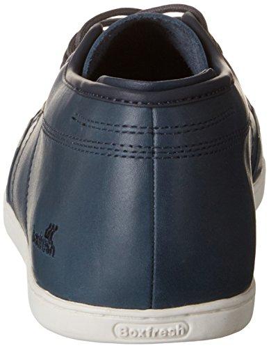 Boxfresh Sparko Icn Lea Nvy - Zapatillas de casa Hombre azul (navy)