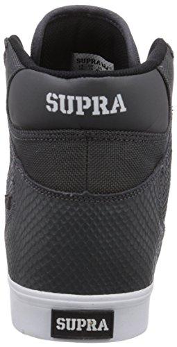 Snake Grigio White Gsn Sneakers Unisex Supra Grau Grey Vaider wU7qYtx