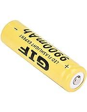 Li Ion Battery 18650 3,7 V platt topp, energibesparande 18650 uppladdningsbart batteri 9900 mAh litiumbatteri 18650 9900 mAh för strålkastare för dörrklocka