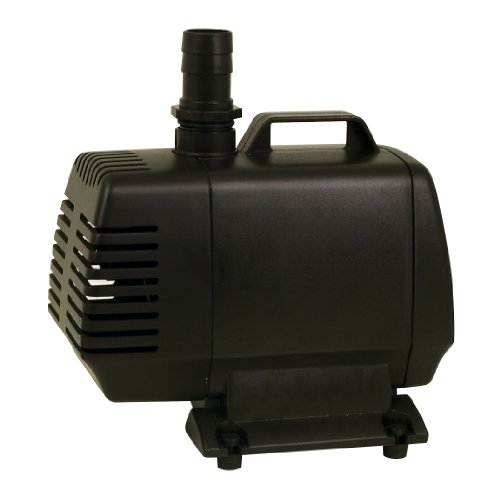 (TetraPond Water Garden Pump, Powers Waterfalls/Filters/Fountain Heads)
