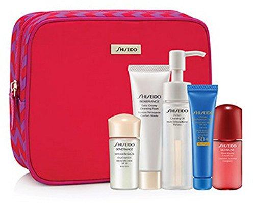 Shiseido 6 Piece Travel Gift Set