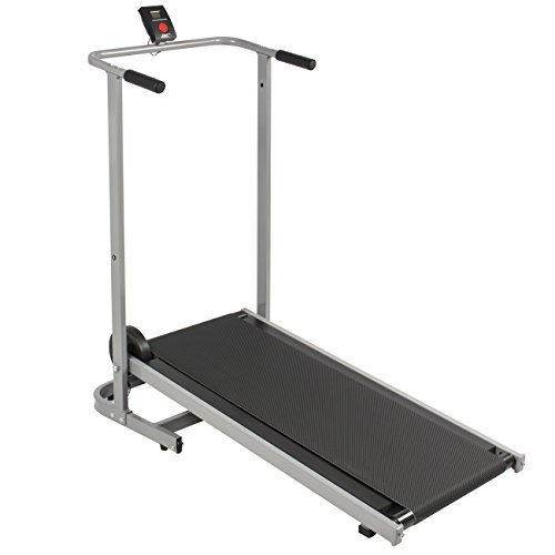 Best Choice Products Cinta de Correr Plegable portátil inclinación Cardio Fitness Ejercicio Gimnasio en casa Manual