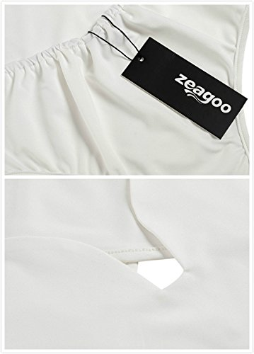 6d17730ab5 Amazon.com  Zeagoo Women V-neck Stretch Bodysuit Bodycon Playsuit Sexy Jumpsuit  Tops  Clothing