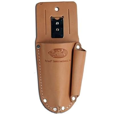 "Barnel BLS915 9"" Leather Pruner Sheath : Tool Holsters : Garden & Outdoor"