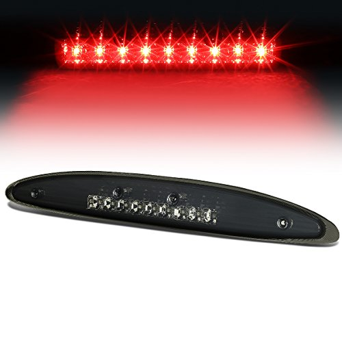 Ford Expedition UN93 LED High Mount Rear 3rd Third Brake Light (Smoked Lens)