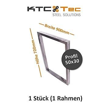 KTC Tec TRGk-900 - Estructura de Mesa (Acero, 1 Marco): Amazon.es ...