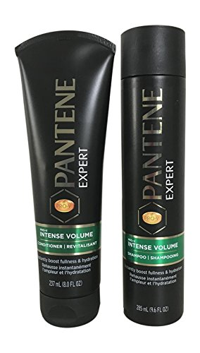 Pantene Expert Pro-V Intense Volume Shampoo & Conditioner Bu