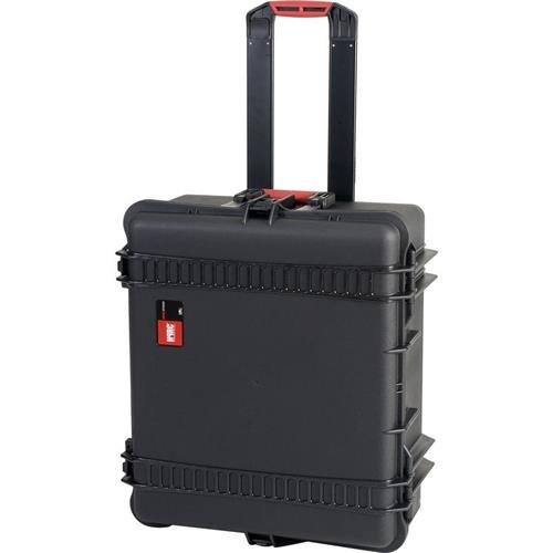 HPRC Hard Case for DJI Phantom 4, Pro and Pro+, Black (HPRC2700WPHA4)