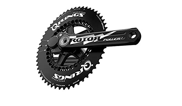 R ROTOR BIKE COMPONENTS INPOWER 3D+ BCD110x5x2 175 mm: Amazon.es ...
