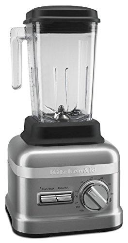 KitchenAid KSBC1B0CU Contour Silver Commercial Beverage Blender Review