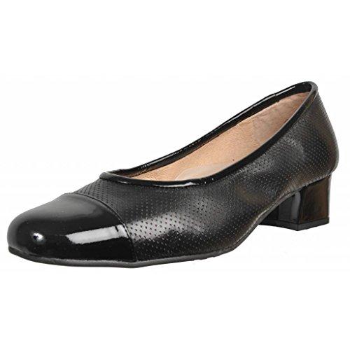 Zapatos bailarina para mujer, color Negro , marca ARGENTA, modelo Zapatos Bailarina Para Mujer ARGENTA CHESTER Negro Negro