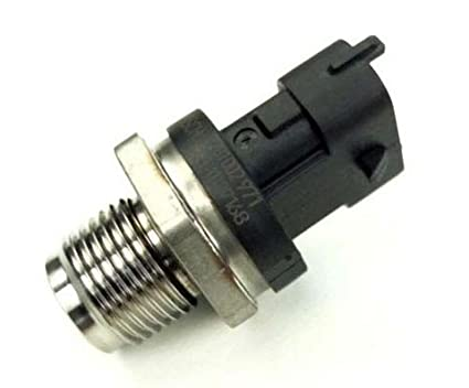 Fuel Rail Pressure Sensor for 06-10 LBZ LMM 6.6L GMC Sierra / Chevy