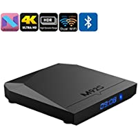 Generic M92S Android TV Box - 4K Support, Android 7. 1, Google Play, Octa-Core CPU, 2GB RAM, Miracast, Dual-Band WiFi