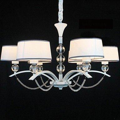 SK- araña de cristal para lámparas de techo Azabu 6 luces ...