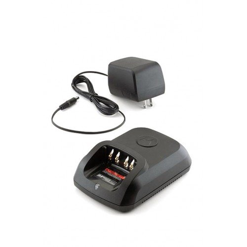 WPLN4232A WPLN4232 Original Motorola IMPRES MOTOTRBO Single Unit Rapid Charger