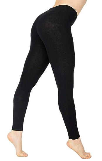 ea86c5f8d4521 BU2H Women Gym Workout Low Waist Slim Fit Solid Color Yoga Leggings Pants  at Amazon Women's Clothing store: