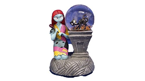 THE NIGHTMARE BEFORE CHRISTMAS '' SALLY '' LIGHT UP / MUSICAL WATER-GLOBE SNOW GLOBE FIGURE by THE NIGHTMARE BEFORE CHRISTMAS