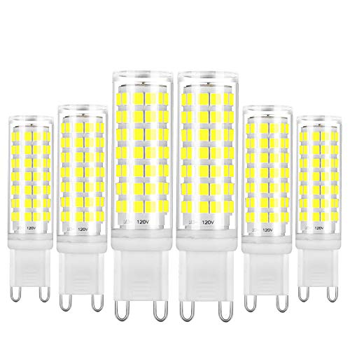 Used, G9 LED Light Bulb 7W Dimmable 50W 60W Halogen Bulbs for sale  Delivered anywhere in USA