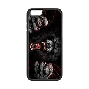 iphone6 4.7 inch case (TPU), werewolf Cell phone case Black for iphone6 4.7 inch - FGHJ8970764