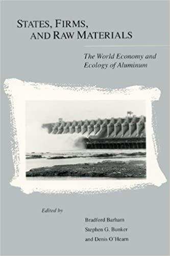 Book States, Firms and Raw Materials: World Economy and Ecology of Aluminium