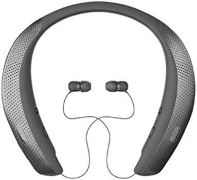 Neckband Auriculares Altavoz Bluetooth Inalámbrico Estéreo 5d Impermeable Anillo Portátil Collarín Deportivo Cuello Colgante Micrófono Llamada De Audio Bluetooth