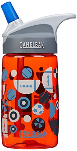 Camelbak Products Kid's Eddy Water Bottle, Sports, 0.4-Liter