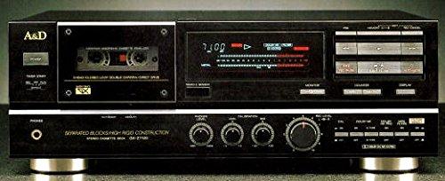 A&D 赤井電機 GX-Z7100 カセットデッキ B00IRWH524