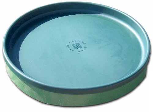Farm Innovators Model GBD-75 3-In-1 Heated Birdbath, 75-Watt, Green