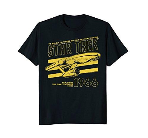Star Trek Original Series Enterprise '66 Graphic -
