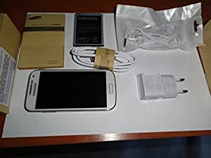 Samsung Korea SAMSUNG GALAXY S4 MINI GT-i9195 LTE 8GB- FACTORY UNLOCKED International Version - Unlocked Cell Phones - Retail Packaging - White(NO WARRANTY)