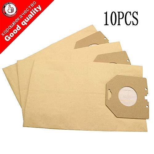 10Pcs Vacuum Cleaner Paper Dust Bag Vacuum Cleaner Bags for Philips T500 TC536 TC411 T300 T800 HR6938/10 HR6300 TC400 TC999