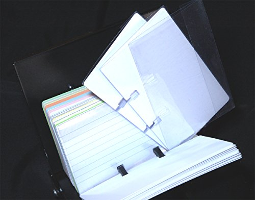 Transparent Plastic Card Protector Compatible with