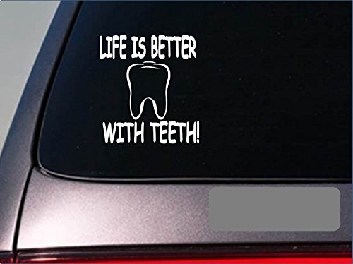 Life is better with teeth *F404* 6