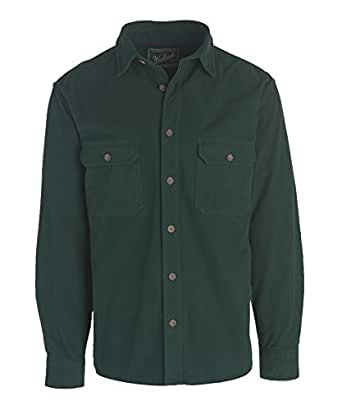 Amazon.com: Woolrich Men's Expedition Chamois Shirt: Clothing