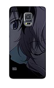 Illumineizl Galaxy S5 Hybrid Tpu Case Cover Silicon Bumper Yukiteru And Yuno Future Diary