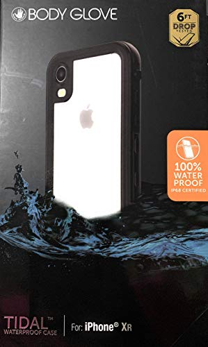 (Waterproof Cell Phone Case for iPhone XR, Body Glove Tidal(TM))