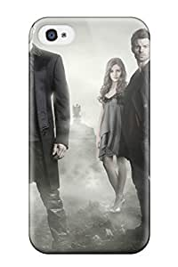 Robert sheppard James's Shop 3403561K83644163 Special Skin Case Cover For Iphone 4/4s, Popular The Originals Tv Series Phone Case