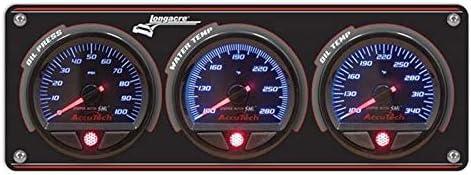 Longacre Racing 52-44461 SMI BLK PNL 3GA OP//WT//OT