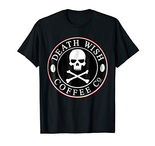 Death Wish Logo T-Shirt