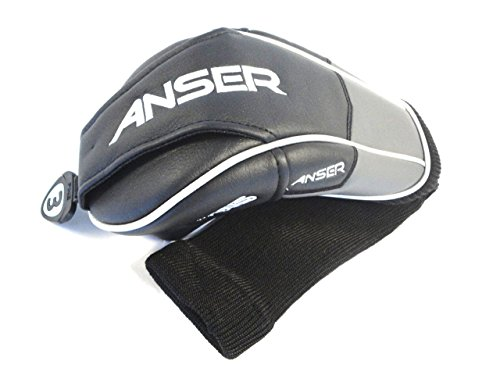 NEW PING Anser Black/Gray Fairway 3 Wood Headcover Cover