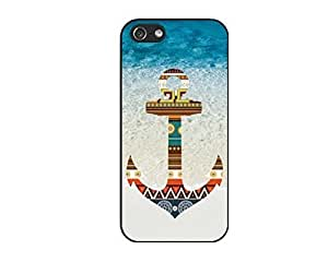 SUUER Anchor Custom Hard Case for iPhone 4 4s Durable Case Cover