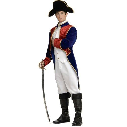 Super Deluxe Napoleon Costume - Adult (Adult Super Deluxe King)