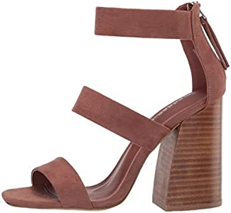 Madden Girl Women's Clyde Heeled Sandal
