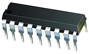 MICROCHIP TECHNOLOGY PIC16F88-I/P PIC16 Series 368 B RAM 7 kB Flash Enhanced Flash Microcontroller - PDIP-18 - 5 item(s)