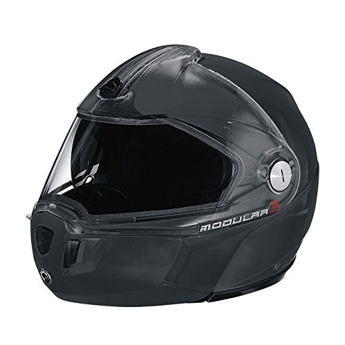 Ski-Doo Modular 3 Electric SE Helmet - Black - XL