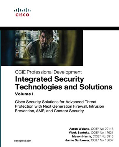 Integrated Security Technologies and Solutions...